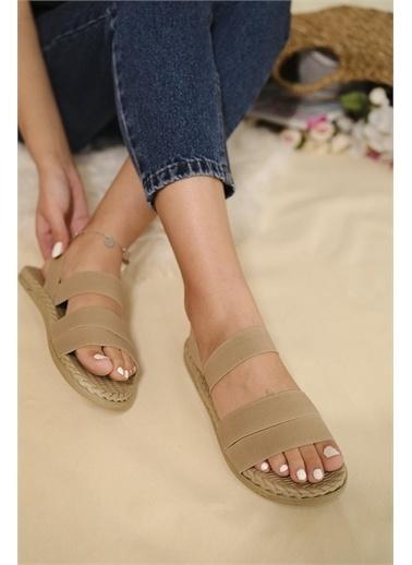 Oksit Spor Sandalet Vizon